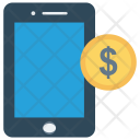 Payment Online Mobile Icon