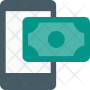 Mobile Transaction Payment Icon