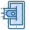 Mobile Shopping Smartphone Icon