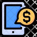 Seo Mobile Money Icon
