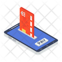 Card Payment Secure Payment Mobile Payment Icon