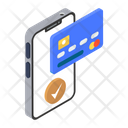 Mobile Payment Card Payment Payment Gateway Icon