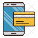 Mobile Payment Business Icon