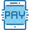 Mobile Payment Transaction Icon