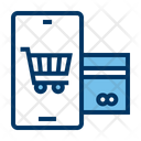 Ecommerce Payment Shop Icon