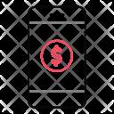 Dollar Finance Money Icon