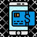 Money Smartphone Online Icon
