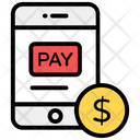 Mobile Payment Online Banking Banking App Icon
