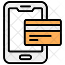 Mobile Payment Card Payment Secure Payment Icon