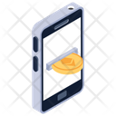 Mobile Payment Digital Payment Mobile Transaction Icon