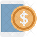 Mobile Payment Online Payment Banking App Icon