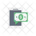 Mobile Payment Dollar Payment Dollar Icon