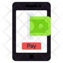 Mobile Pay Mobile Payment Pay Online Icon