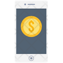 Dollor Money Currency Icon