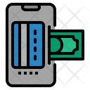 Mobile Payment Mobile Bank Netbanking Icon