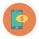 Mobile Payment Payment Dollar Icon