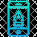 Artistic Design Designing Icon