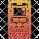Mobile Phone Retro Phone Icon