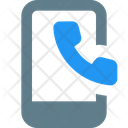 Mobile Phone Mobile Telephone Call Icon