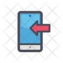 Mobile Phone In Icon