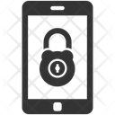 Lock Mobile Security Icon
