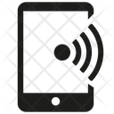 Mobile Phone Smart Phone Wifi Icon