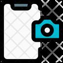 Mobile Photo Mobile Camera Selfie Icon