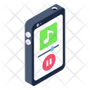 Mobile Music Mobile Song Audio Music Icon
