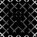 Mobile Pointer Icon