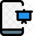 Mobile Presentation Icon