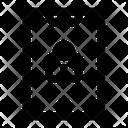 Mobile Privacy Icon
