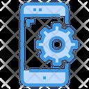 Mobile Process Phone Settings Phone Option Icon