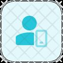 Mobile Profile Icon