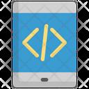Mobile programming Icon