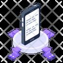Mobile Coding Mobile Programming Html Coding Icon