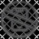 Mobile Prohibited Icon