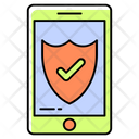 Mobile Protected Icon