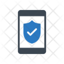 Secure Mobile Protection Icon