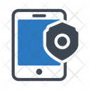 Mobile Secure Protection Icon