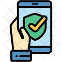 Mobile Protection Payment Icon