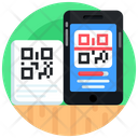 Qr Scanning Qr Code Barcode Scanning Icon