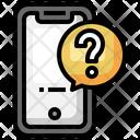 Mobile Quiz Smartphone Quiz Icon