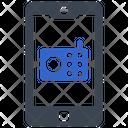 Mobile Radio Icon
