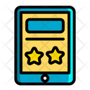 Mobile Rating Icon