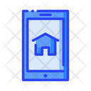 Mobile Real Estate Icon
