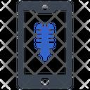 Mobile Recorder Icon