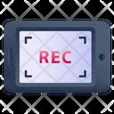 Phone Recording Mobile Recording Recording Mode Icon