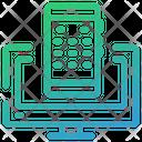 Mobile Remote Control Icon