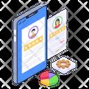 Profile Reviews Mobile Feedback Mobile Reviews Icon