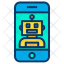 Mobile Robot Icon